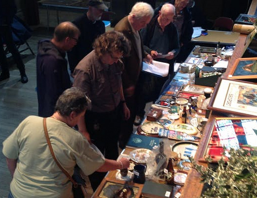 CAMRA's 34th National Breweriana Auction