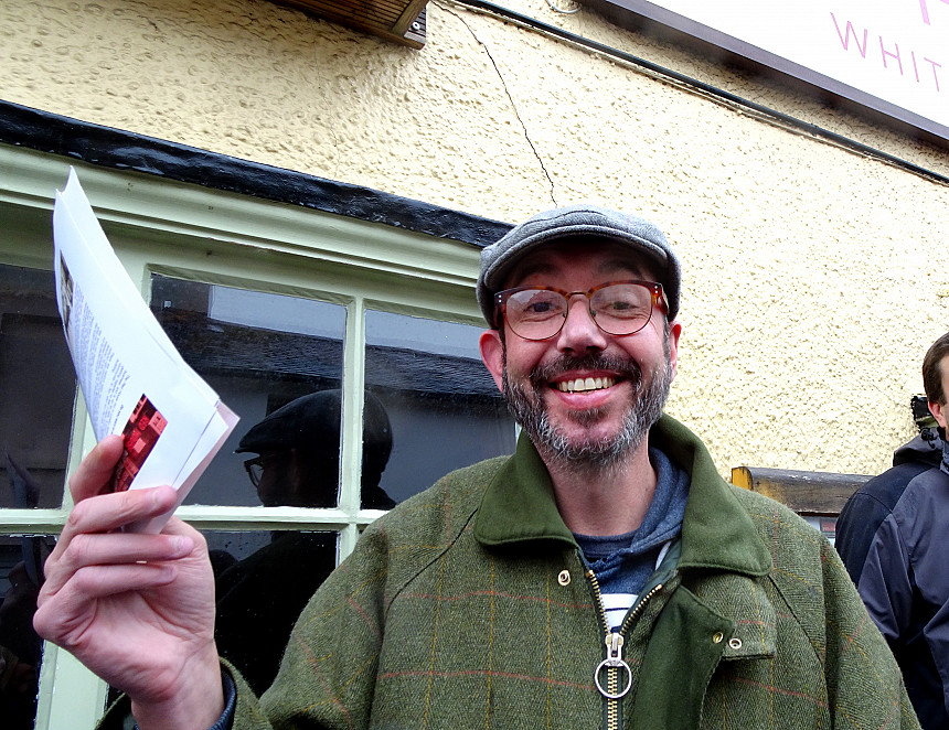 Hampshire pub campaigners announce fundraising festival