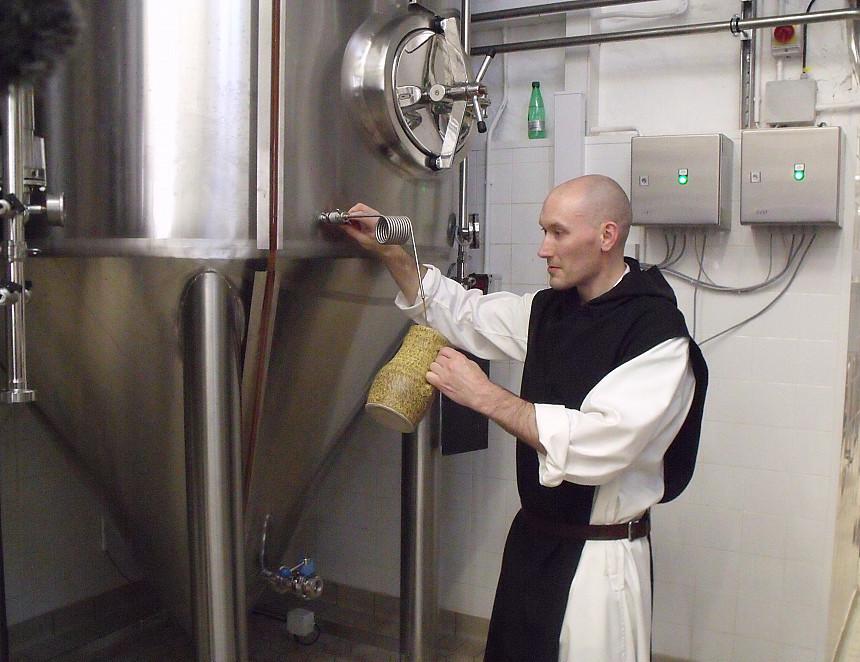 Birth of the English Trappist ale