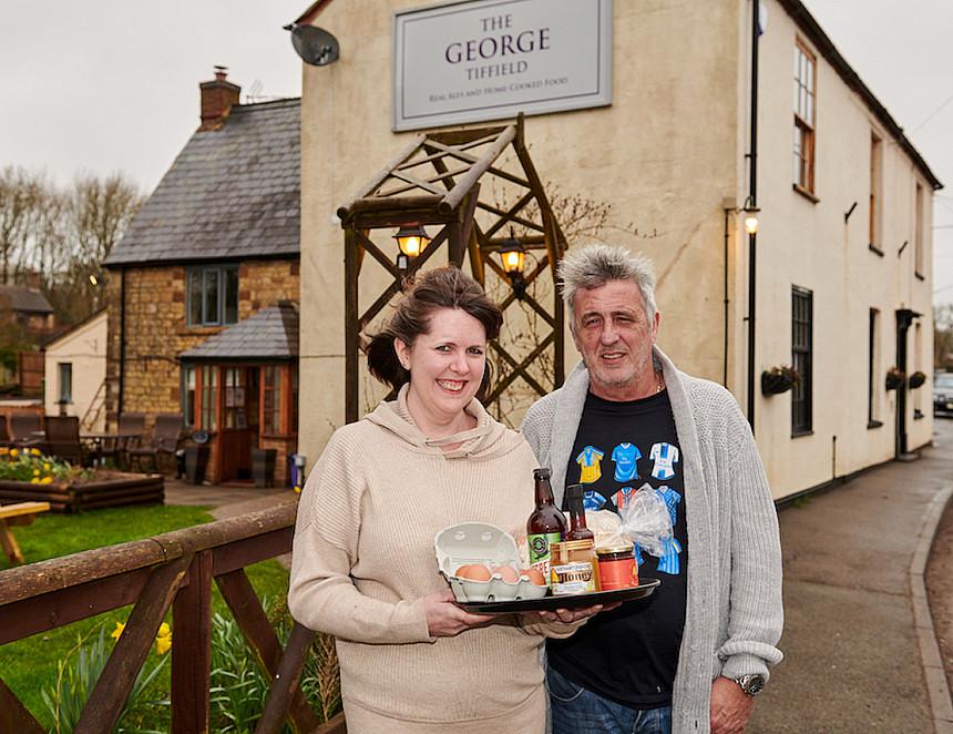 Community backs new village shop for Northamptonshire pub