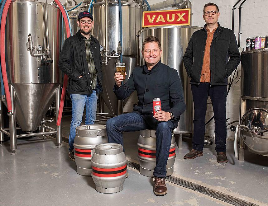 TV celebrity invests in revived Vaux