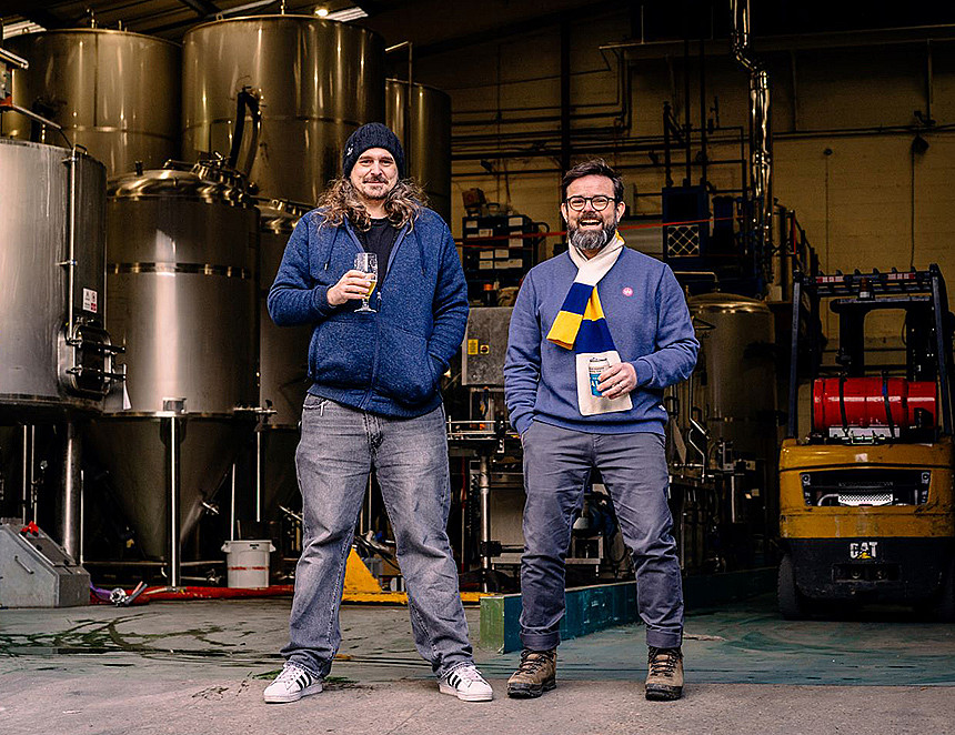 Brewer smashes investment target