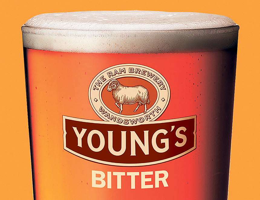 Young's tenanted pubs up for sale