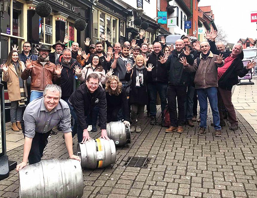 City's month-long pub festival