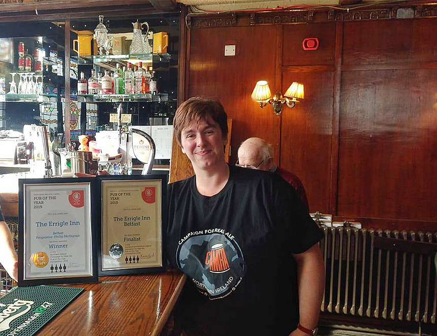 Stormont gives green light for taprooms in Northern Ireland
