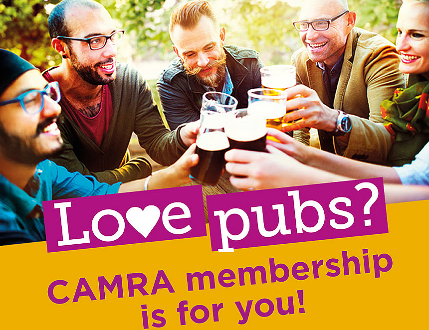 Join up and help get everyone back to the pub