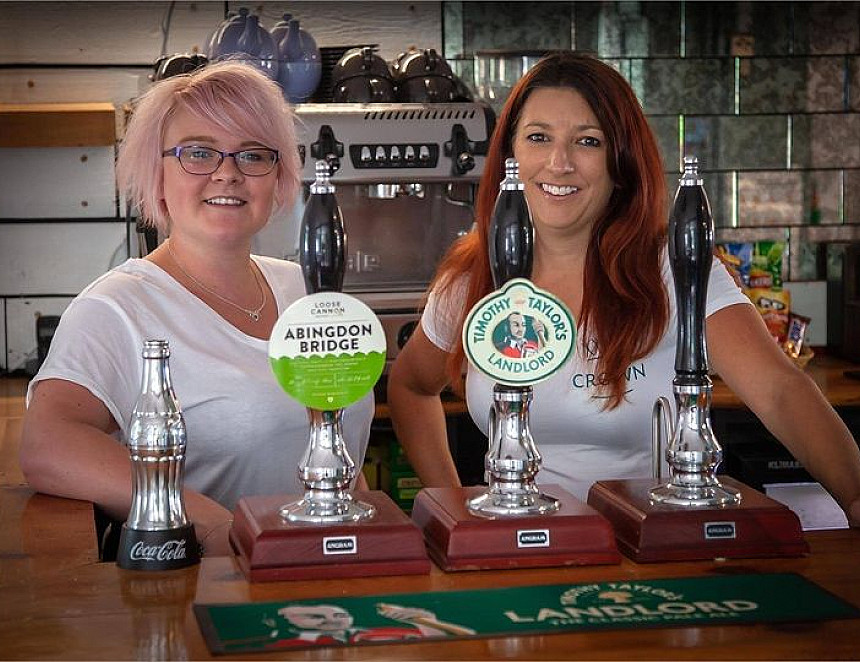 Pubs back on the road to profitable trading