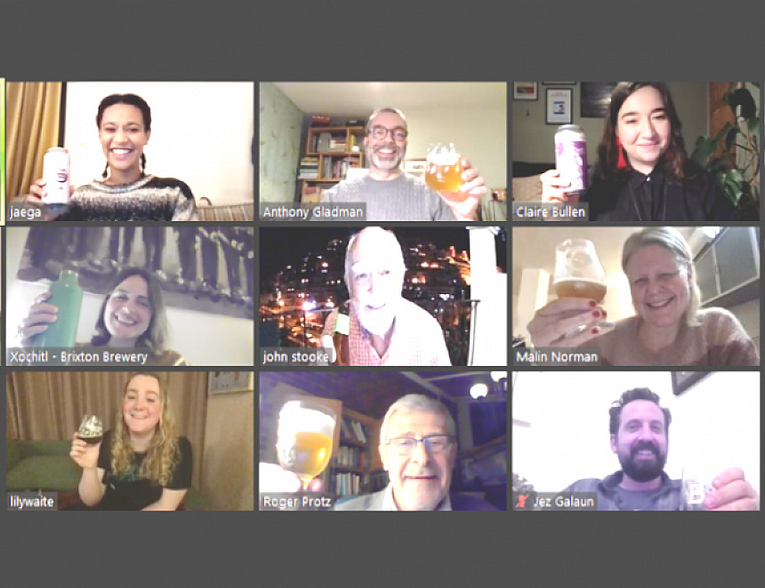 Beer writers launch annual competition