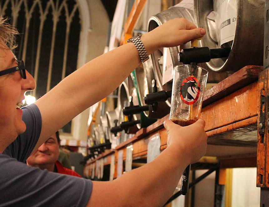 City beer festival bounces back