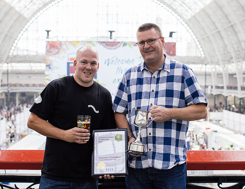 Have your say in the next Champion Beer of Britain competition
