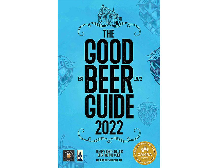 Cask Marque sponsors Good Beer Guide