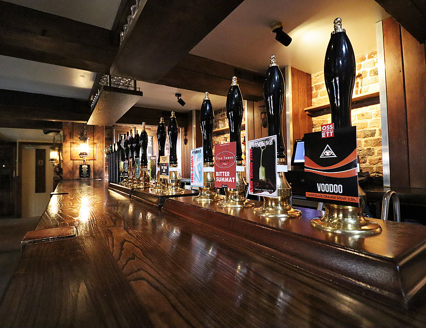 New lease of life for brewpub favourite