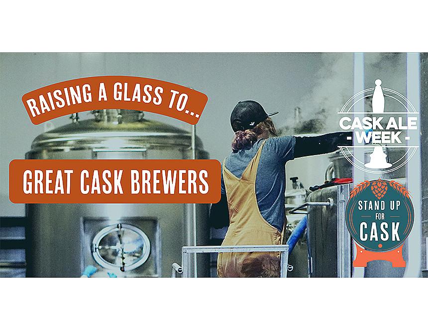 KB Pub-goers urged to drink cask