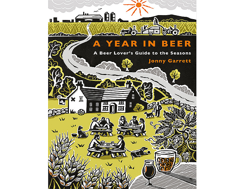 Spend a year in beer with CAMRA Books