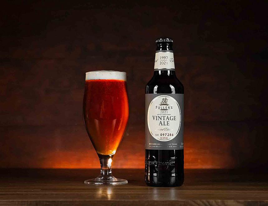 Vintage Ale celebrates 25th edition